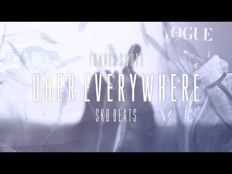Travi$ Scott – Uber Everywhere (Remix) [Instrumental Remake By SKB]