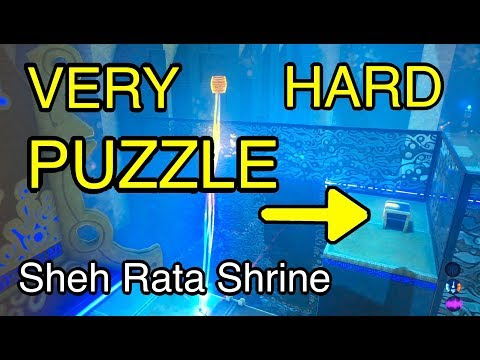 Sheh Rata Shrine: 100% Complete (All Chests)
