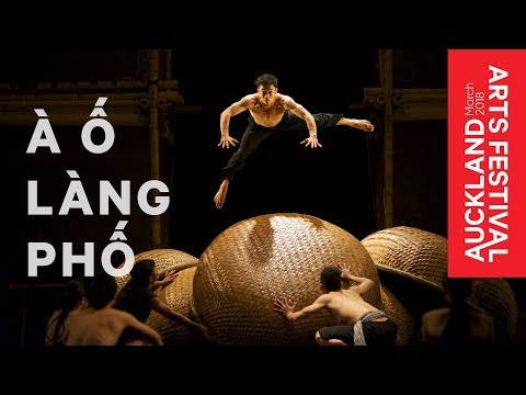 A O Lang Pho - Auckland Arts Festival 2018