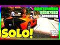 ? *SOLO* MILLIONÄR in KURZER ZEIT! GTA 5 Online SOLO Unlimited MONEY GLITCH (PS4/XBOX/PC)