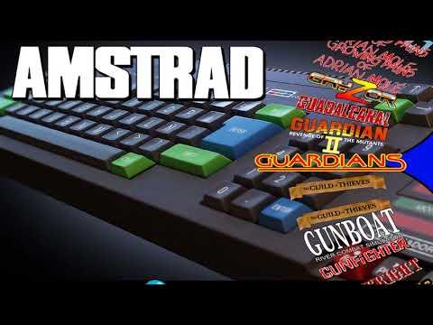 AMSTRAD CPC Music & Games
