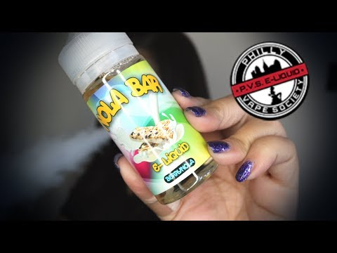 Nola Bar Berrynola E Liquid by Philly Vape Society 100mL