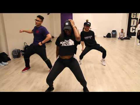 Mayorkun - Mama | Reis Fernando Choreography (Dance Video)