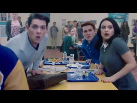 Riverdale - 1x12: Jughead & Cheryl (Jughead: I'm sorry, Cheryl)