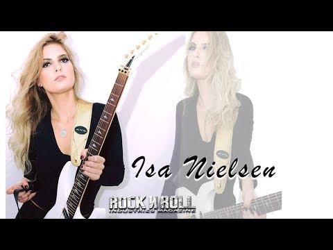 Isa Nielsen NAMM 2018