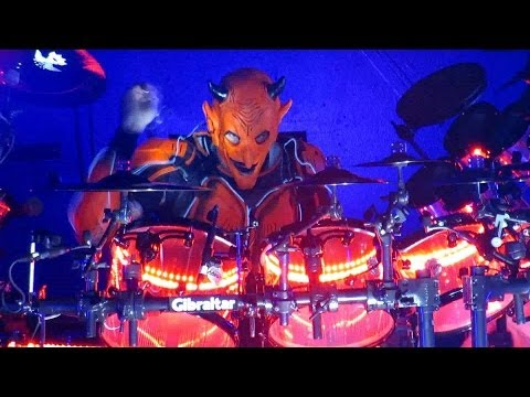 Five Finger Death Punch/Jeremy Spencer Drum Solo LIVE @ The Ritz in Raleigh NC 10/15/2013 Mp3