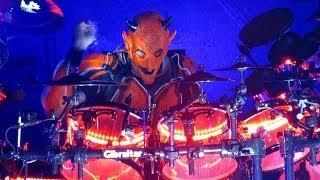 Five Finger Death Punch/Jeremy Spencer Drum Solo LIVE @ The Ritz in Raleigh NC 10/15/2013