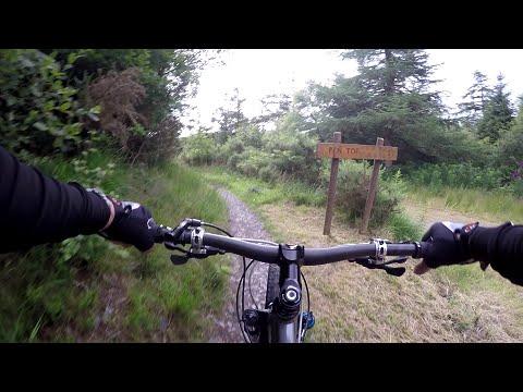 Penmachno MTB Trail - Loop 2 Dolen Eryri - July 2015