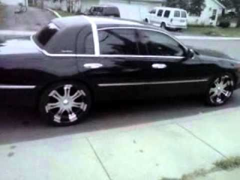 My Lincoln On 22 S By Alonso Duron