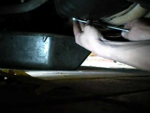 how to change gearbox oil mazda 323
