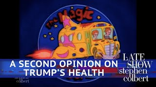 The Magic School Bus Goes Inside Trump