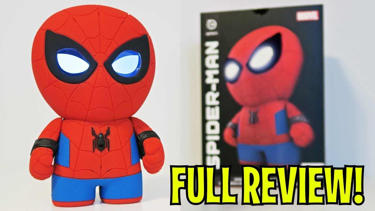 unboxing lets play spiderman by sphero full review rh youtube com Manuals in PDF Manuals in PDF