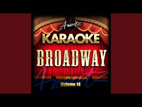 Rainbow High (In the Style of Evita) (Karaoke Version)