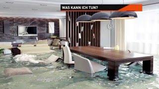 Hochwasser – Wie man Gebäude davor schützt