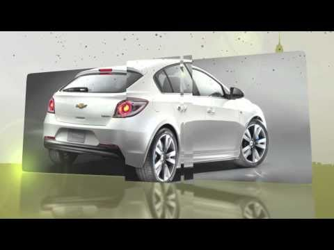 Chevrolet Cruze Hatchback Show Car Promo