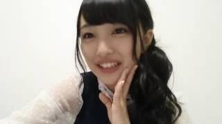 SHOWROOM 2016年06月06日22時30分 向井地 美音(AKB48 チームK) 2分割...