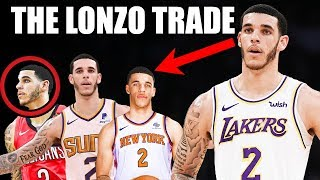 This is Why a Lonzo Ball Trade WORKS For Everyone