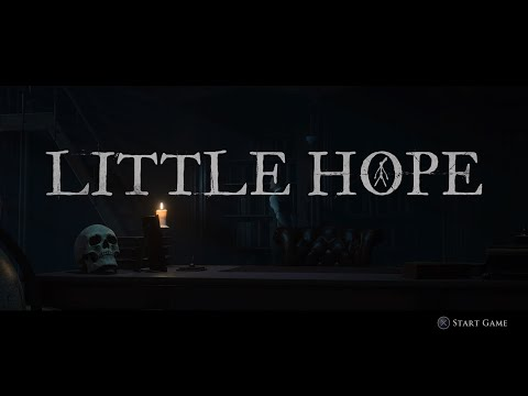 LITTLE HOPE (The Dark Pictures Anthology) Playthrough Part 03 |