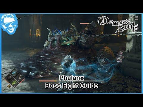 Phalanx Boss Guide