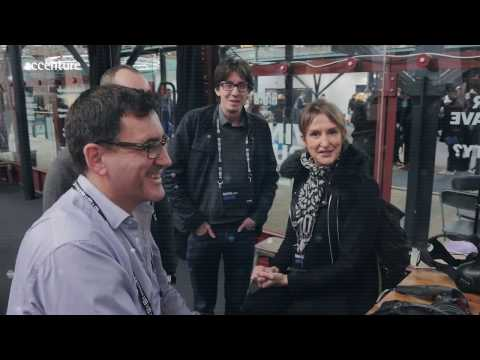 Accenture at WIRED2016