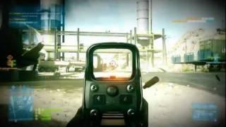 Battlefield 3 Team Play Montage (PC) - UK-KRAIG w/ Commando Willow (720p)