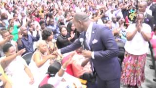 Prophetic moment with Pastor Alph LUKAU