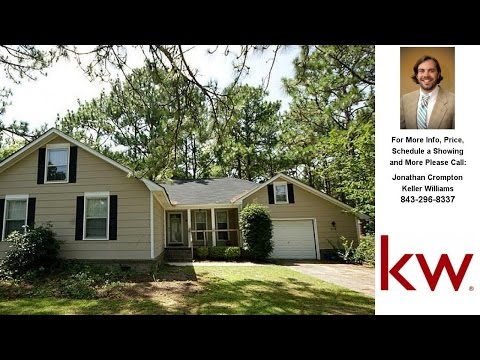 318 Woodward, Summerville, SC Presented by Jonathan Crompton.
