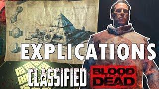L'histoire du zombie de BO4 — Classified / Blood of the Dead