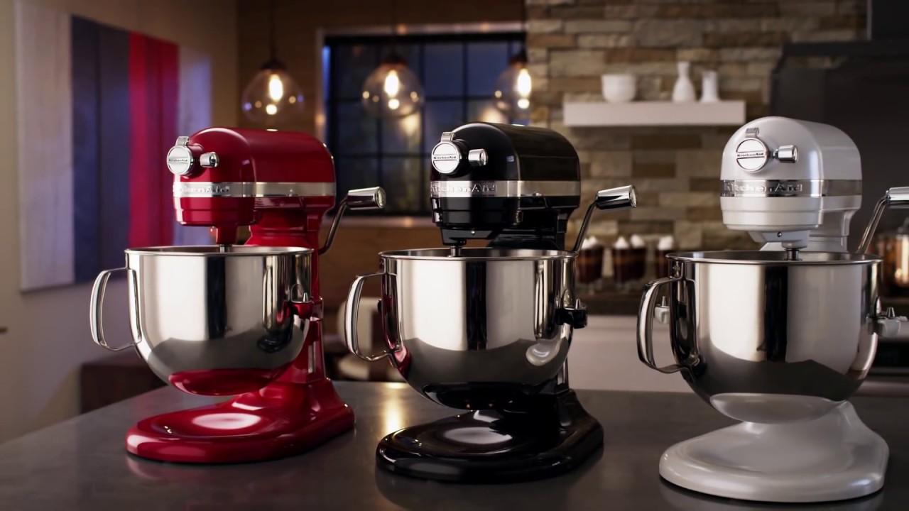 Kitchenaid 174 Pro Line 174 Series Stand Mixer Youtube