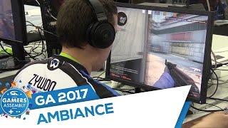 Au coeur de la Gamers Assembly CS:GO 2017
