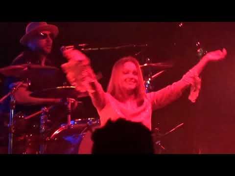 Belinda Carlisle In Concert - Live - USC McCarthy Quad - Los Angeles CA - November 1, 2019