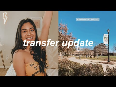 My Experience Transferring To Kennesaw State University (so Far)