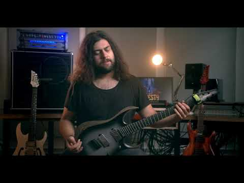 "MAJESTY - ""Last Brigade"" Guitar Playthrough 