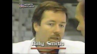 Billy Smith dirtiest player in hockey ?