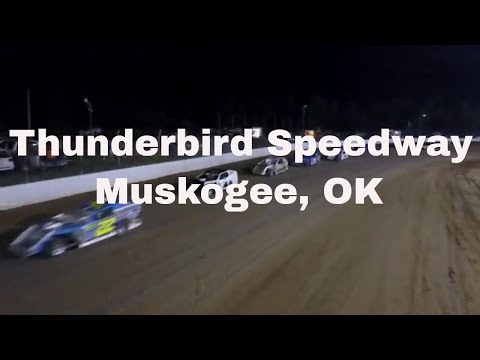 Bmod Nation Thunderbird Speedway B-mod Dirt Track Races 6/23/17 HD