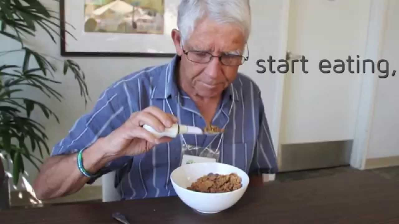 Liftware spoon video