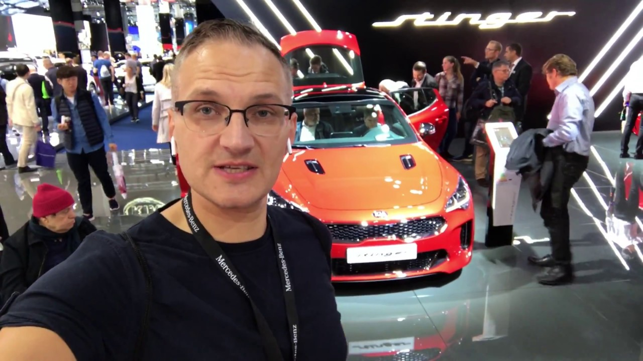 Обзор Kia Stinger, Дешевая Audi A7?