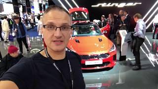 "Обзор Kia Stinger, ""Дешевая"" Audi A7?"