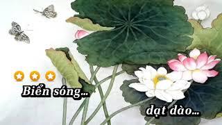 Bến Thượng Hải karaoke YouTube