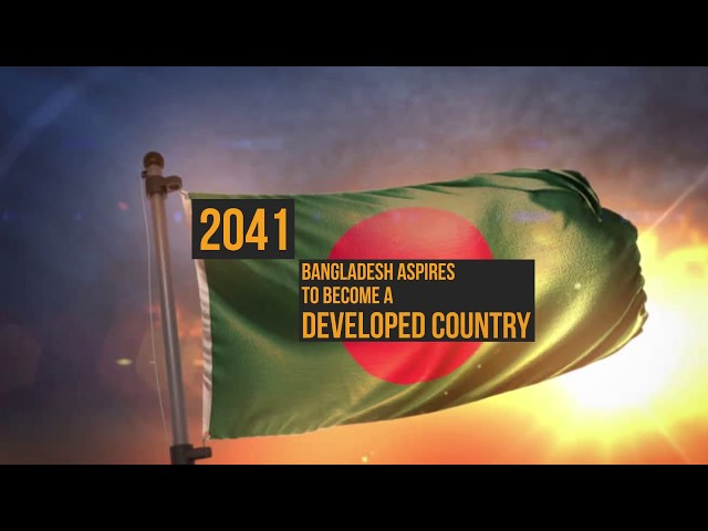 Bangladesh becomes capable to graduate from LDC to DC