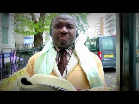 """I am against you,"" declares the Lord Almighty. London SW7 Prophesy, Andy Lumeh Evangelist"