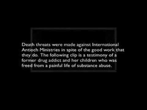 California Based International Antioch Ministries Receives D