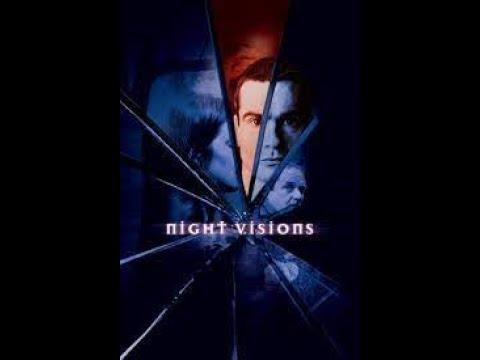 NIGHT VISIONS 01 A Lista de Passageiros (Dublado)