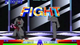 Battle Arena Toshinden 3 Game Sample - Playstation