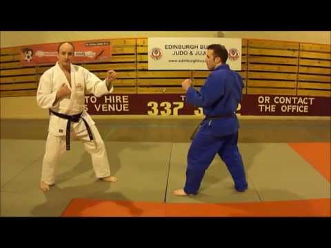 Judo for Self Defence. Video two