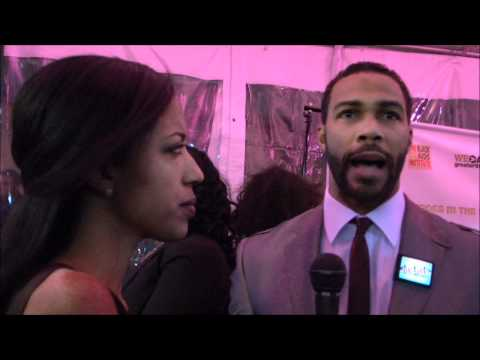 MCCN Interviews Omari Hardwick About AIDS In Black Community