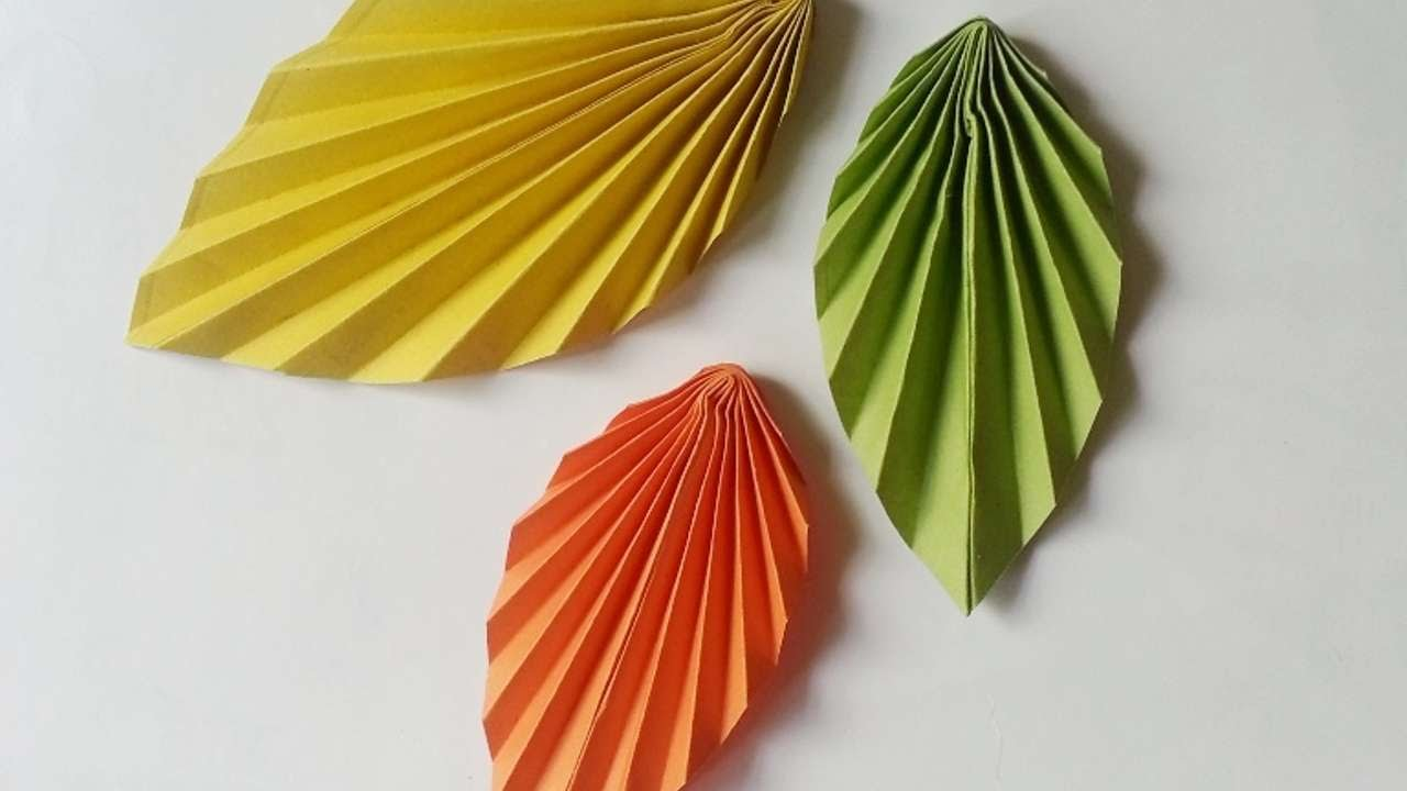 How to create easy and fun paper leaves diy crafts tutorial how to create easy and fun paper leaves diy crafts tutorial guidecentral youtube jeuxipadfo Choice Image