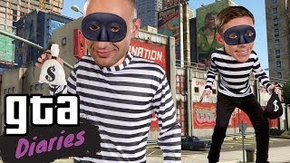 Steal One Of Everything! - Gta Diaries