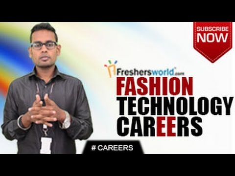 Careers In Fashion Technology Diploma Fashion Design Technical Designer Creativity Top Recruiters Youtube