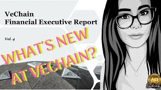 What's New With VeChain? First Report Since VeChainThor Mainnet! VEN to VET finished?